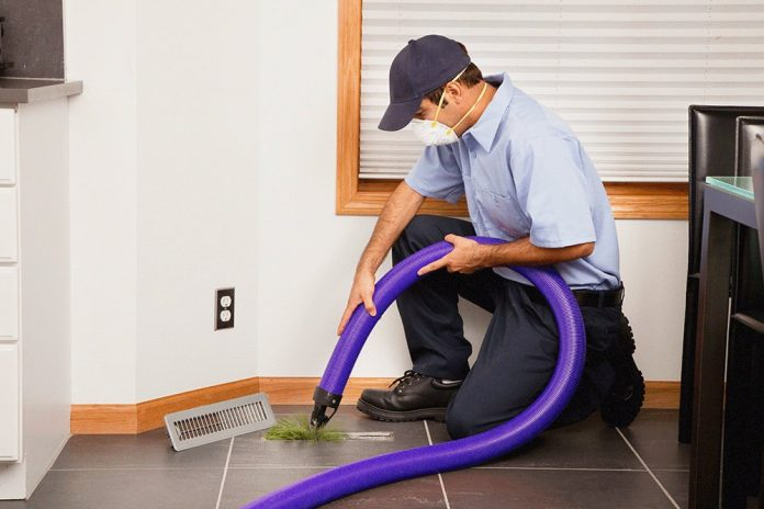 air duct cleaning in Chicago