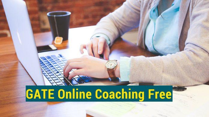 Gate Online Coaching.